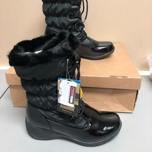 Womens khombu snow boots